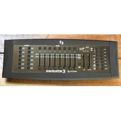 Navigator 3 Tecshow Controlador DMX 192 canales