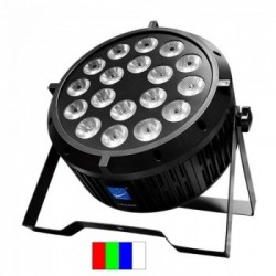 RGBW LED PAR SLIM 18X8W QUAD BIG DIPPER