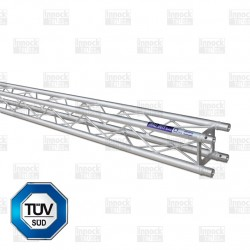 TRUSS CUADRADO 10/10 1MT  SMALL DUTY