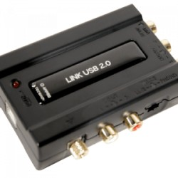 Interface de audio USB 2.0 2 canales Tecshow