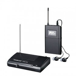 In Ear WPM-200 Wireless Monitor System